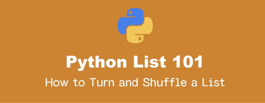 Pythonのリストを逆順に並び替る方法|reverse(), reversed(), スライス