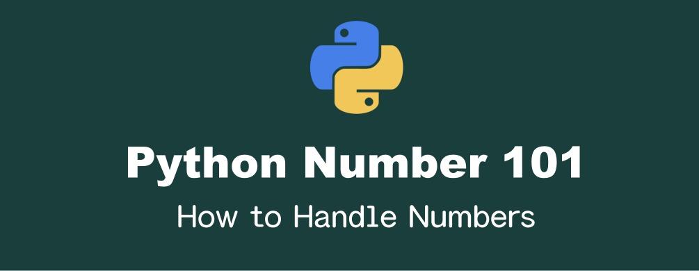 Pythonの数値の桁数や丸めなどの操作のまとめ